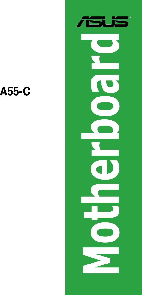 Asus A55C Owner S Manual