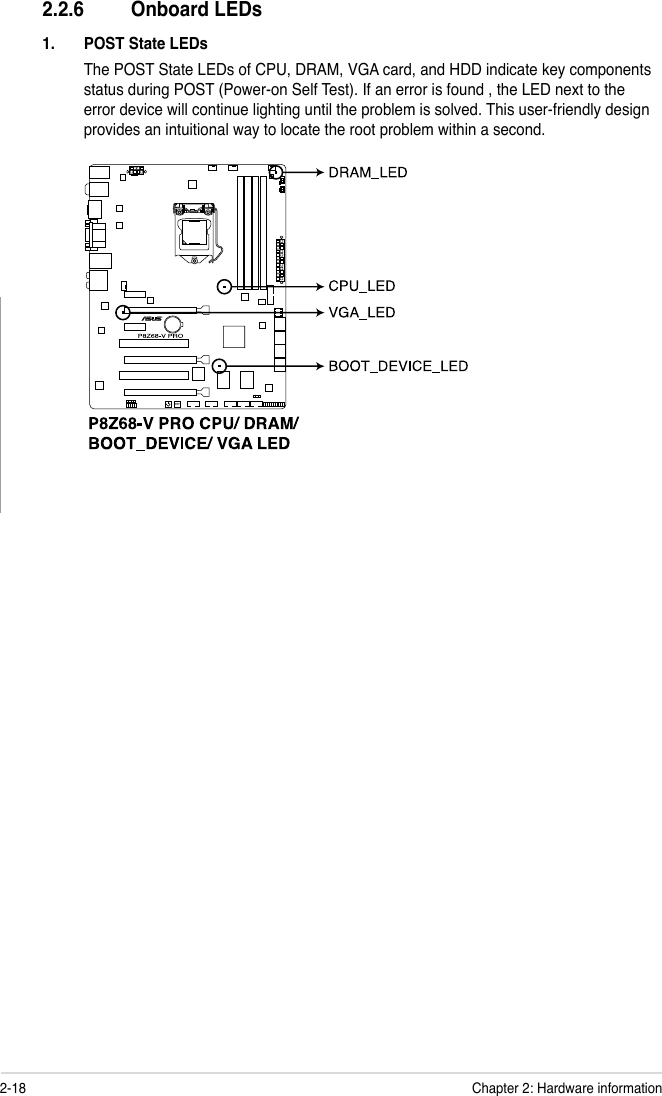 Asus Motherboard P8Z68 V Pro Gen3 Users Manual