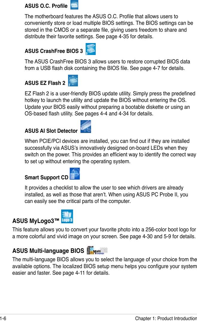 Asus P5K Users Manual