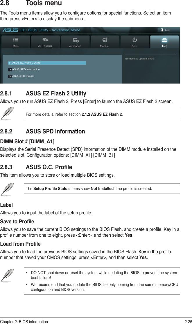 Asus Crashfree Bios 3 No Display
