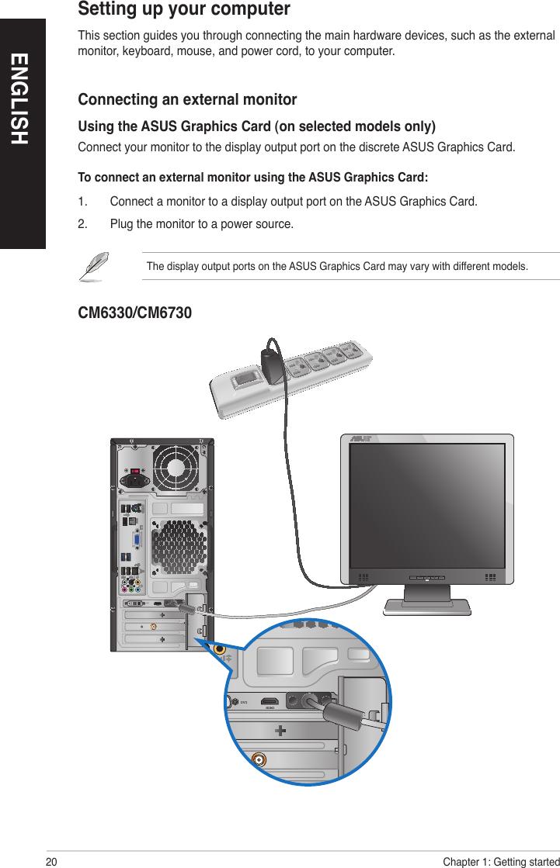 Asus Essentio Cm6730 E7965 Users Manual
