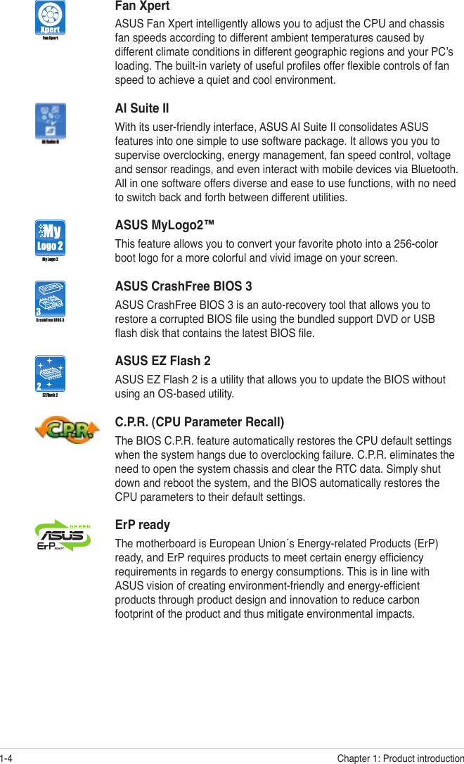 Asus P8H61M Pro Owner S Manual