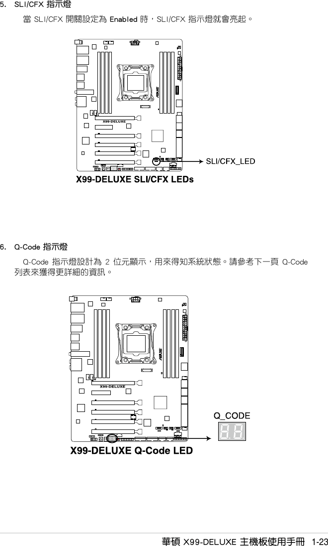 Asus X99 Deluxe T9504 Users Manual