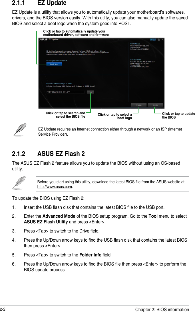 Asus Bios Update Automatic