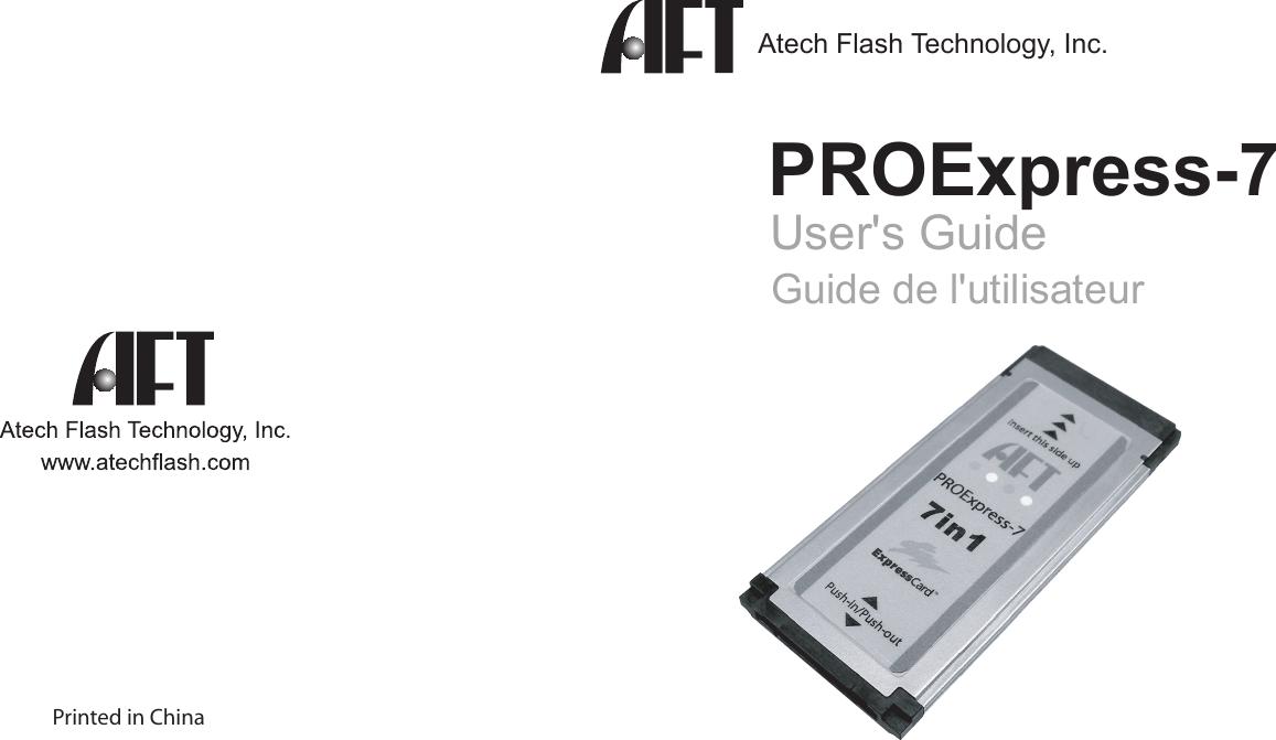 atech tech proexpress 7 users manual cover b a rh usermanual wiki Atech GM Atech Distribution