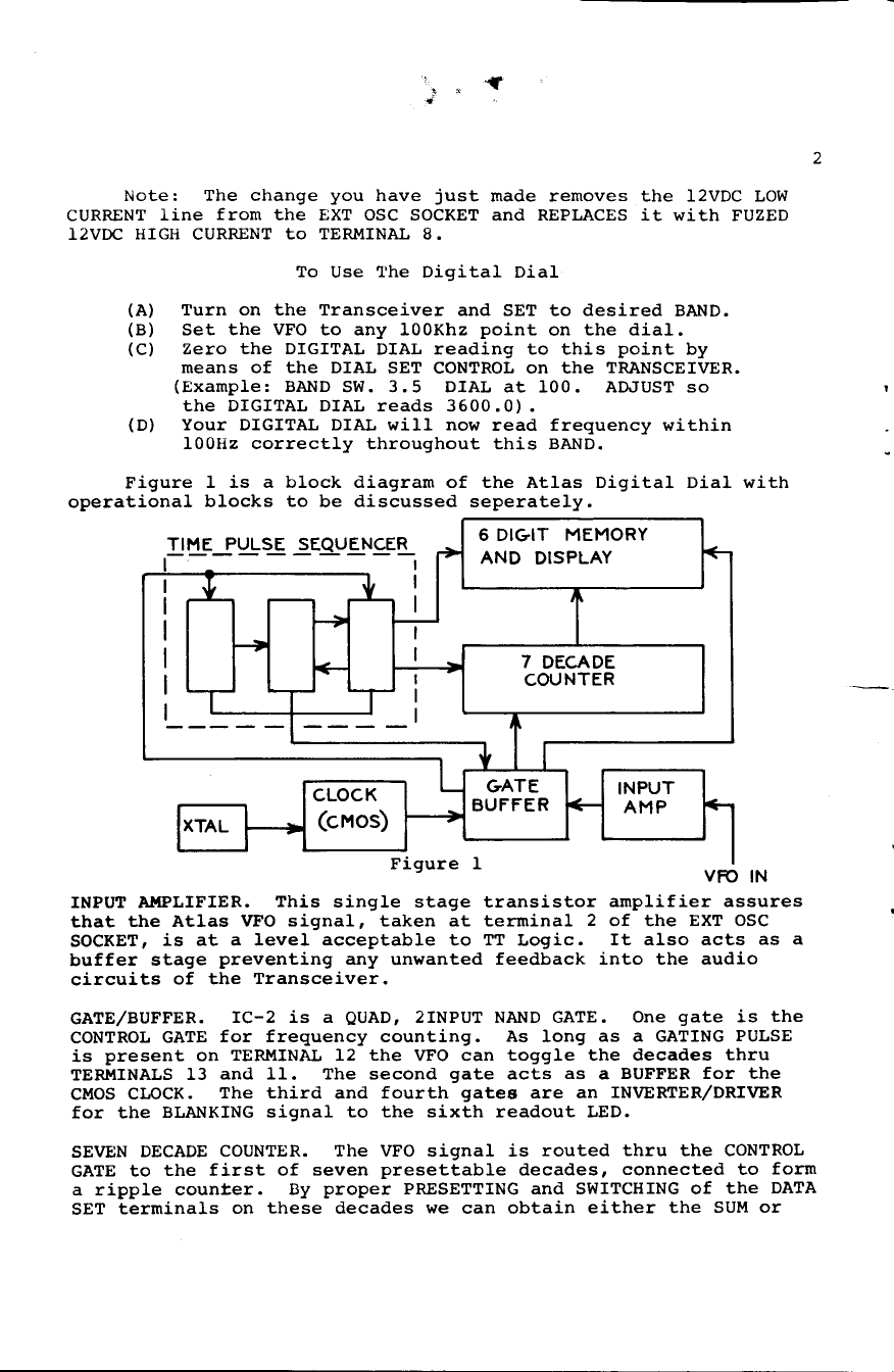 Atlas Webcam Dd6 Users Manual Tt C Block Diagram Page 2 Of 7