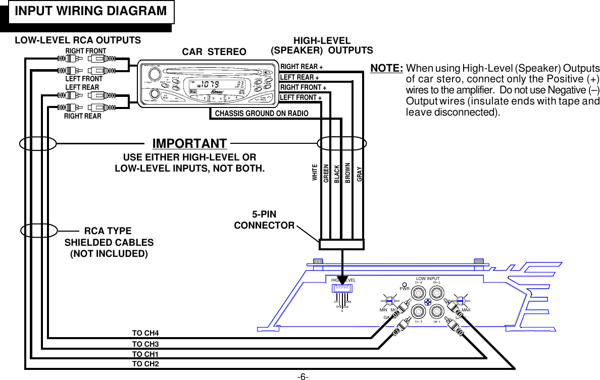 Audiovox Amp 604 Users Manual 1286017UserManual.wiki