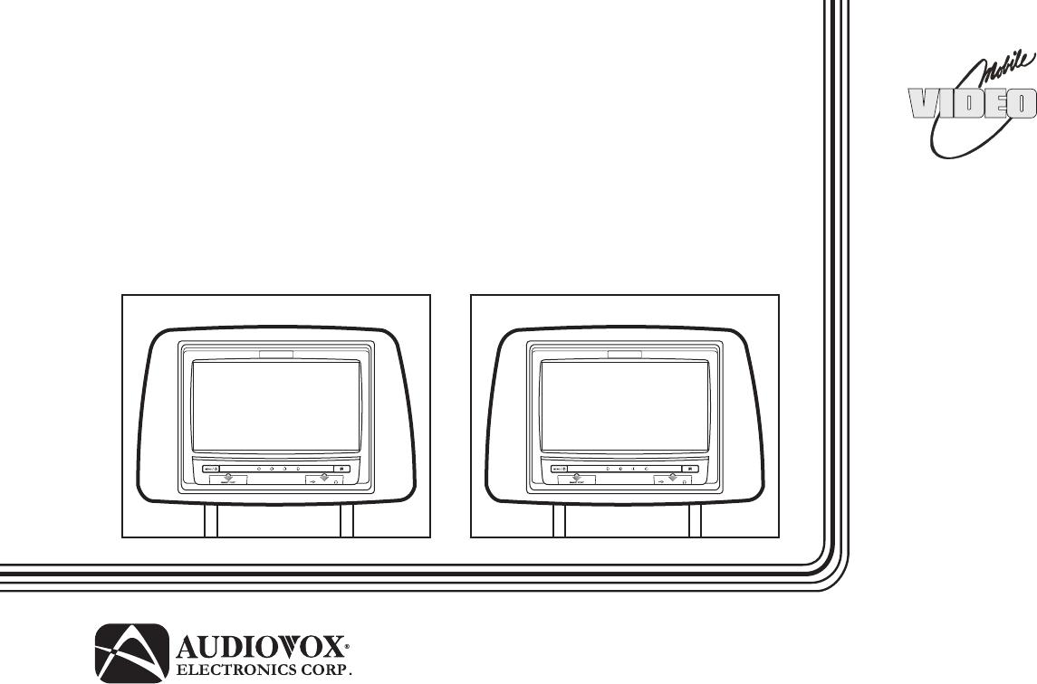 Audiovox Hr7008Pkg Users Manual HR7008_128 8312_V9