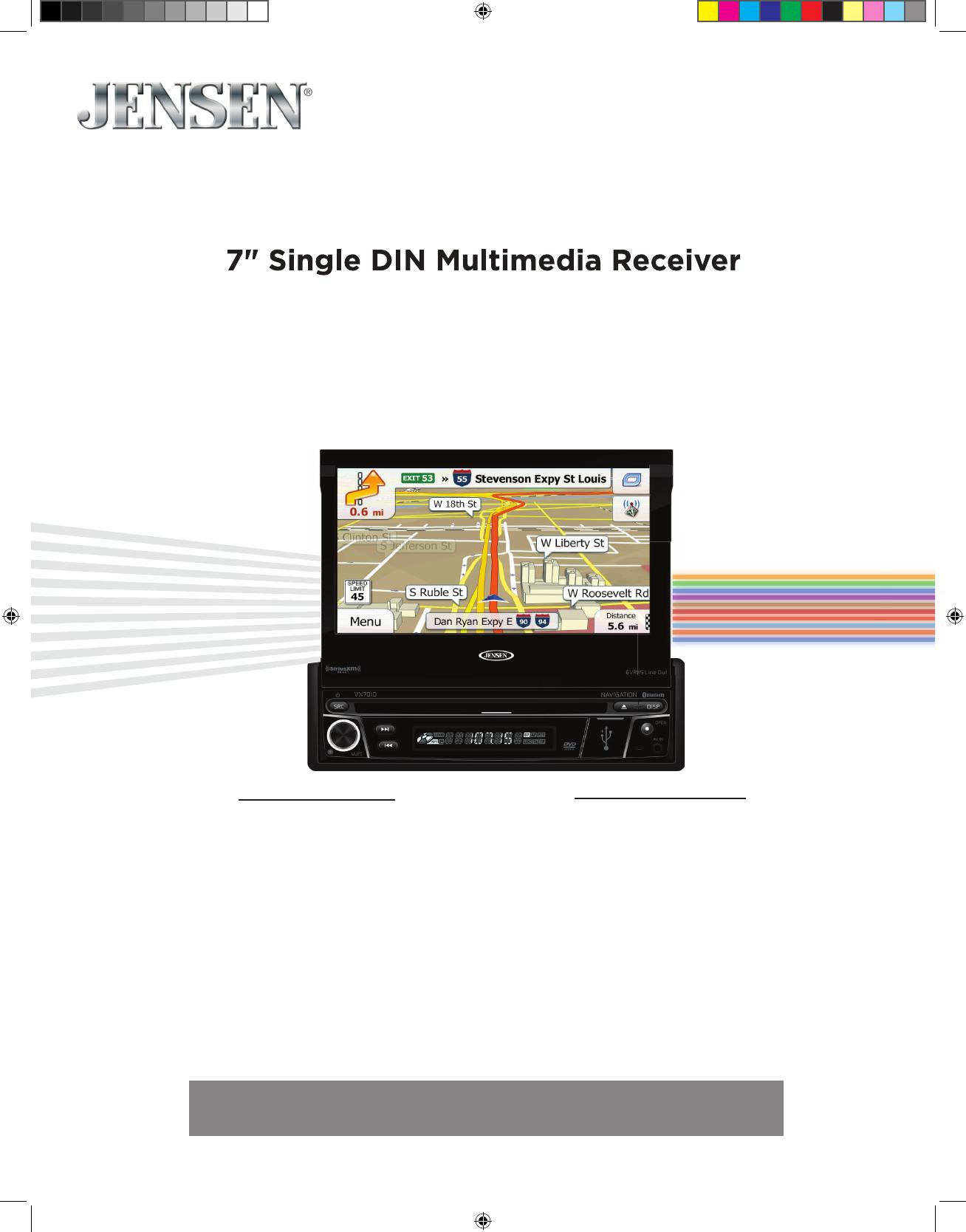 Audiovox Vx7010 Installation Manual Indica Car Wiring Diagram