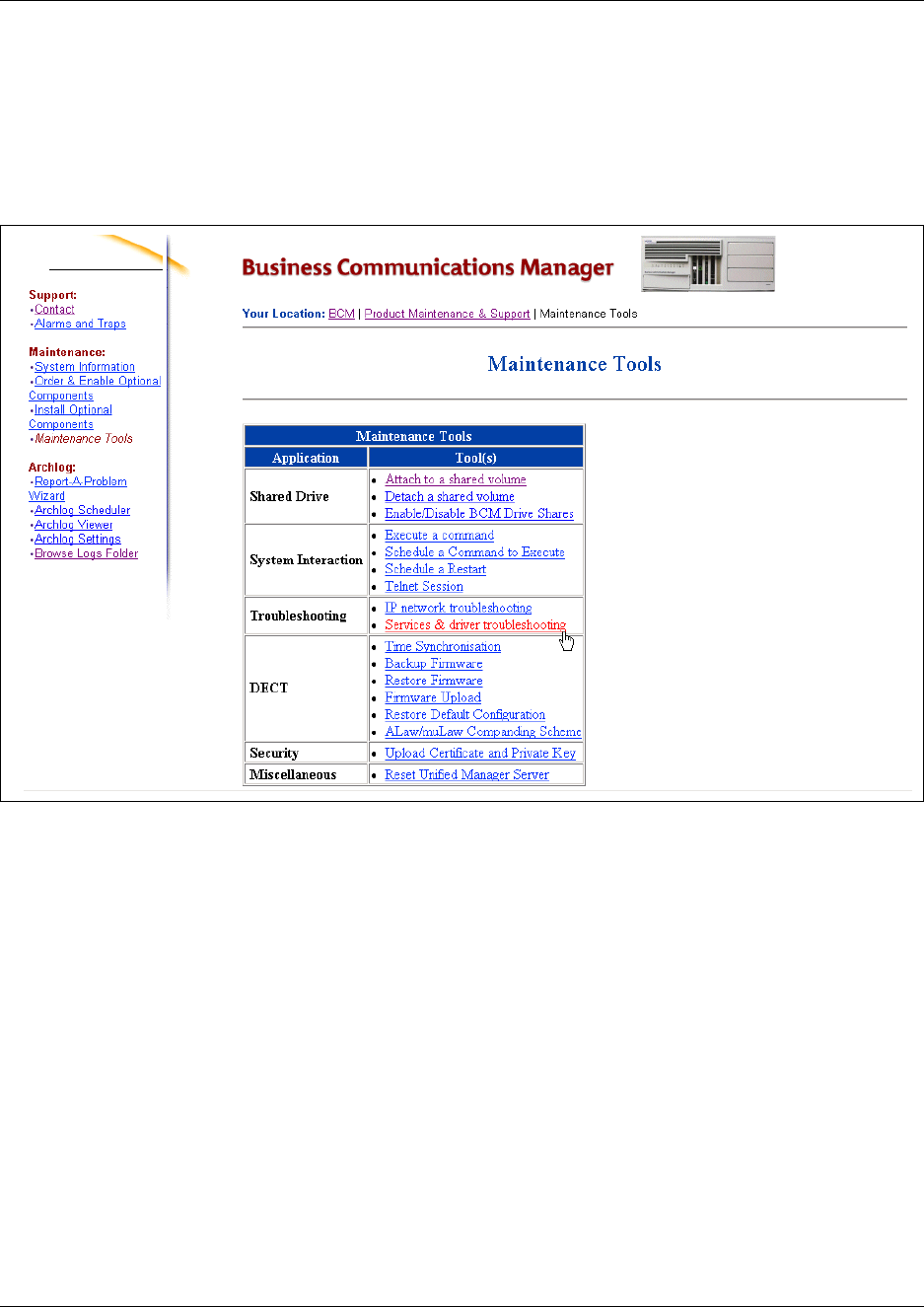 Avaya Bcm Management User Guide Short Open Circuit Finder Tester Car Repair Tracer Tool 642v Dc 52 Chapter 1 Overview