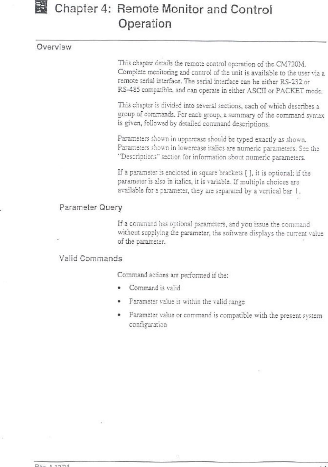axcera 79xits 7019 4 watt brs ebs transmitter user manual scan rh usermanual wiki