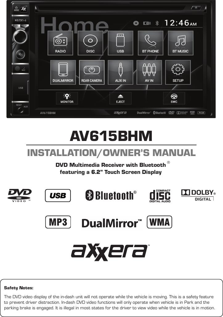 Airworks Pacra9000 User Manual