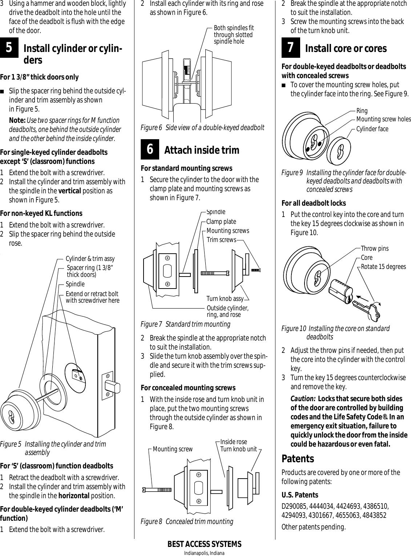 BEST T Series Service Manual 8T