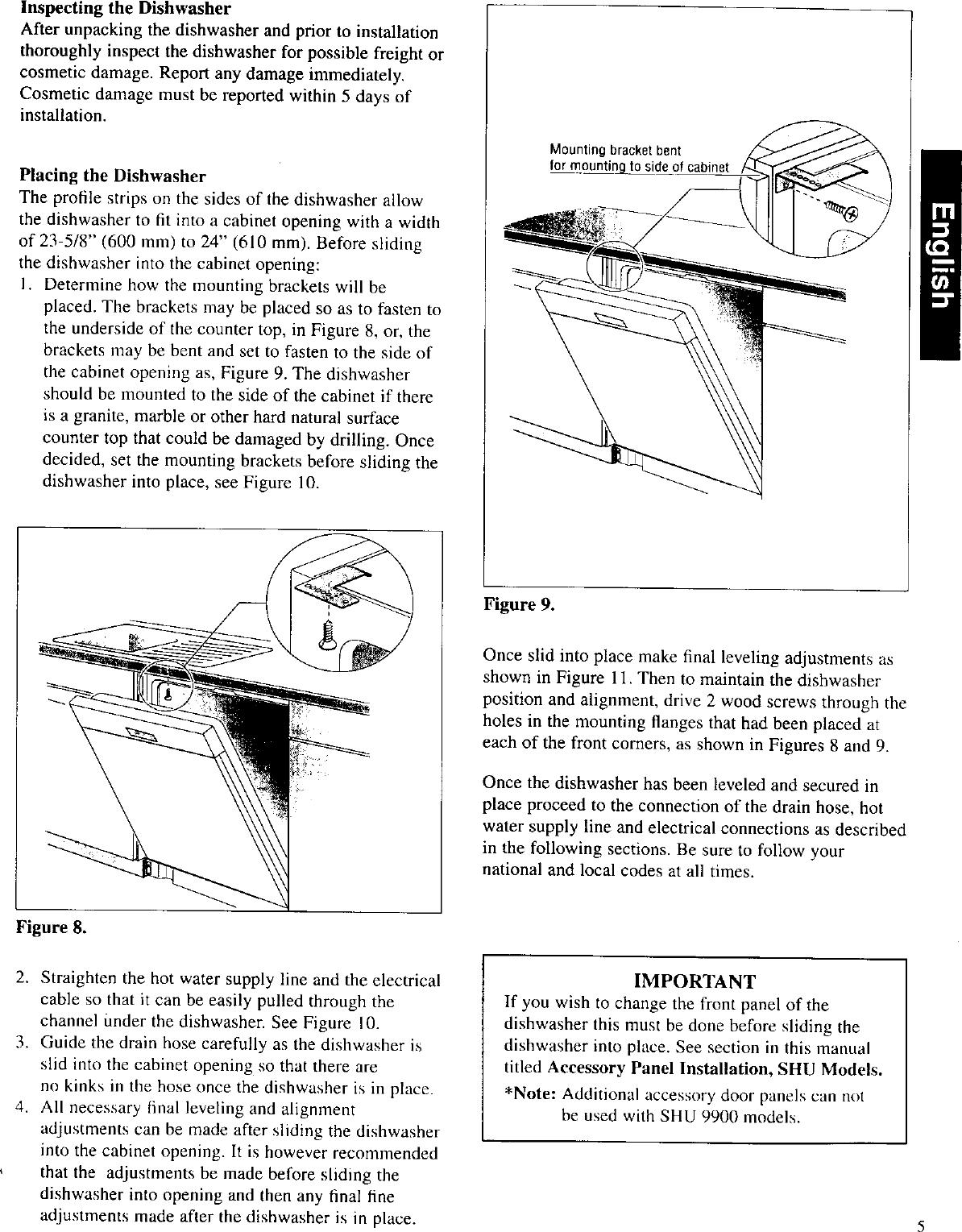 Bosch Dishwasher Manual L0020025 Wiring Diagram Page 5 Of 11