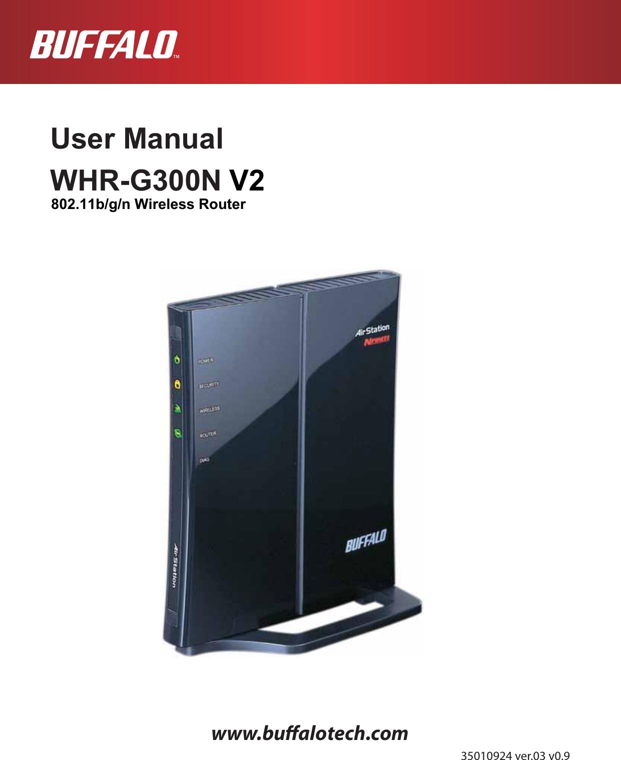 buffalo 09101561 802 11b g n wireless router user manual rh usermanual wiki Buffalo Air Station Buffalo Router A-A18a