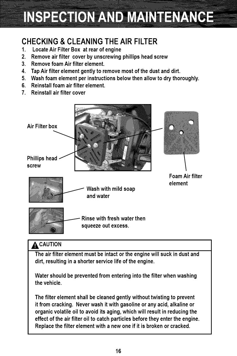 Baja DB30S User Manual DOODLE BUG MINI BIKE Manuals And