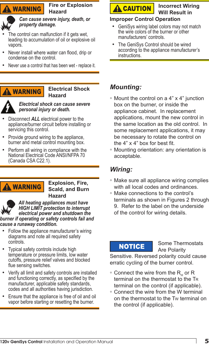 Beckett Oil Burner Control Wiring Diagram 7505. . Wiring Diagram on