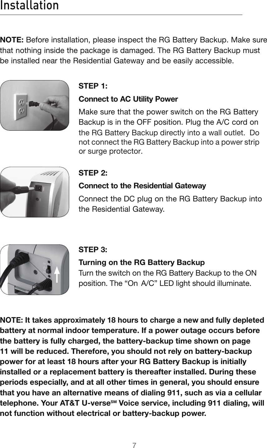 Belkin bu3dc001 12v users manual usermanualwallmountingbu3dc001 page 8 of 12 belkin belkin bu3dc001 12v users manual publicscrutiny