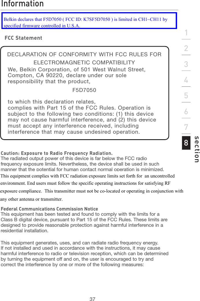 belkin f5d7050 54mbps wireless usb network adapter user manual rh usermanual wiki