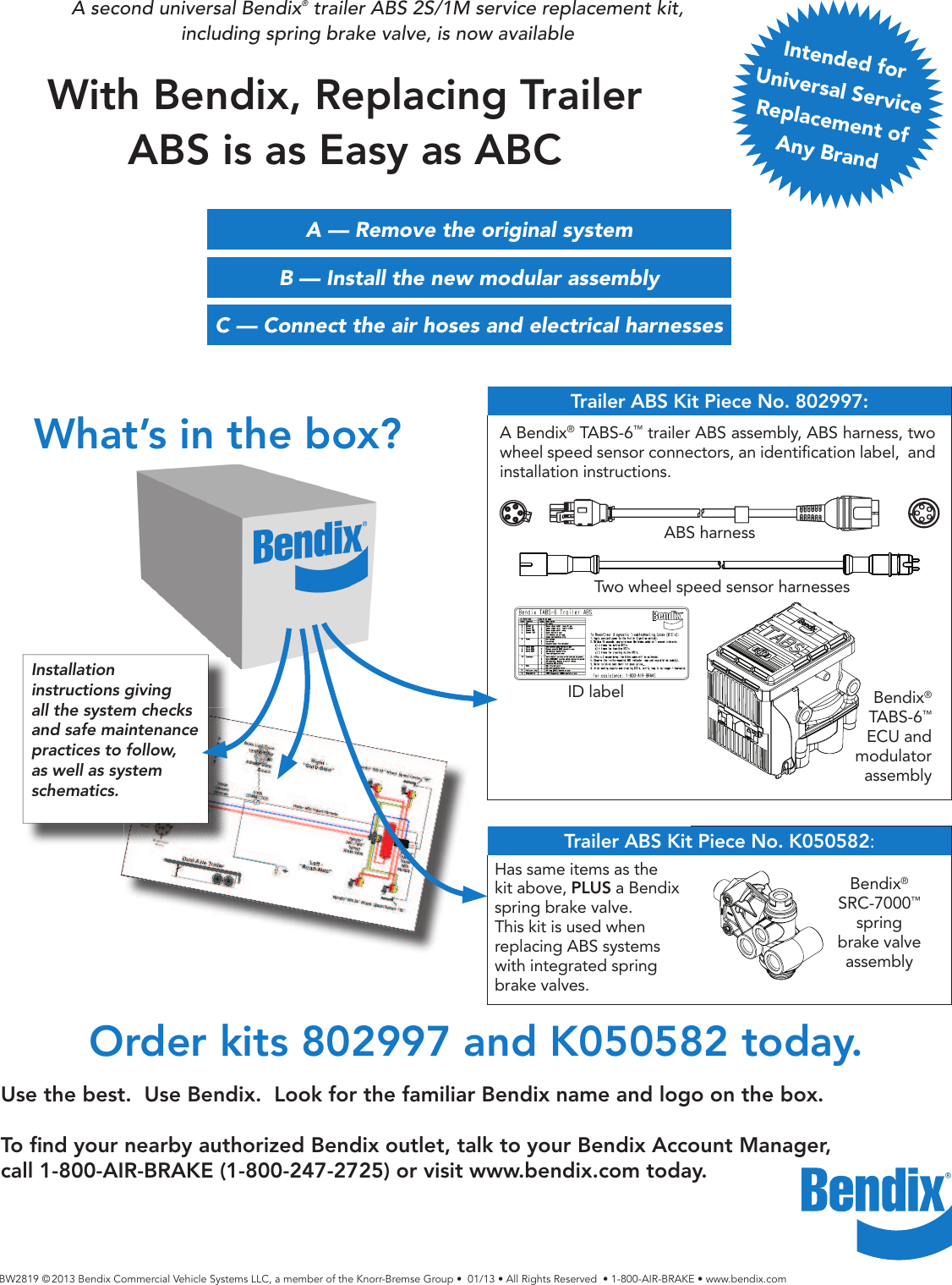 Bendix Modulator Valve Wiring Diagram Schematic Diagrams Trailer Abs Bw2819 Users Manual 002 Us