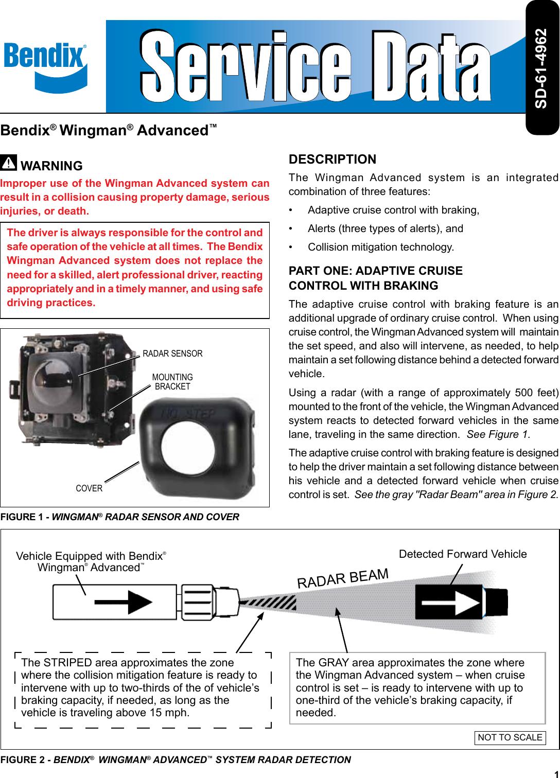 Bendix Bw2852 Users Manual