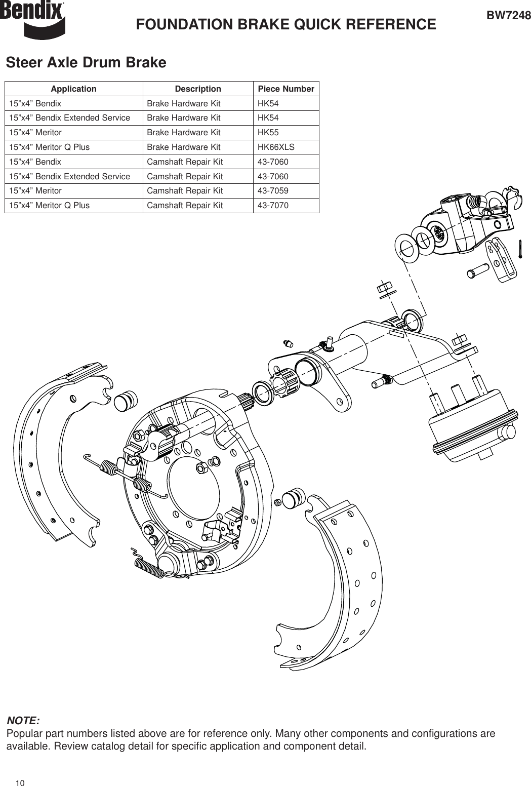 Bendix Bw7248 Users Manual