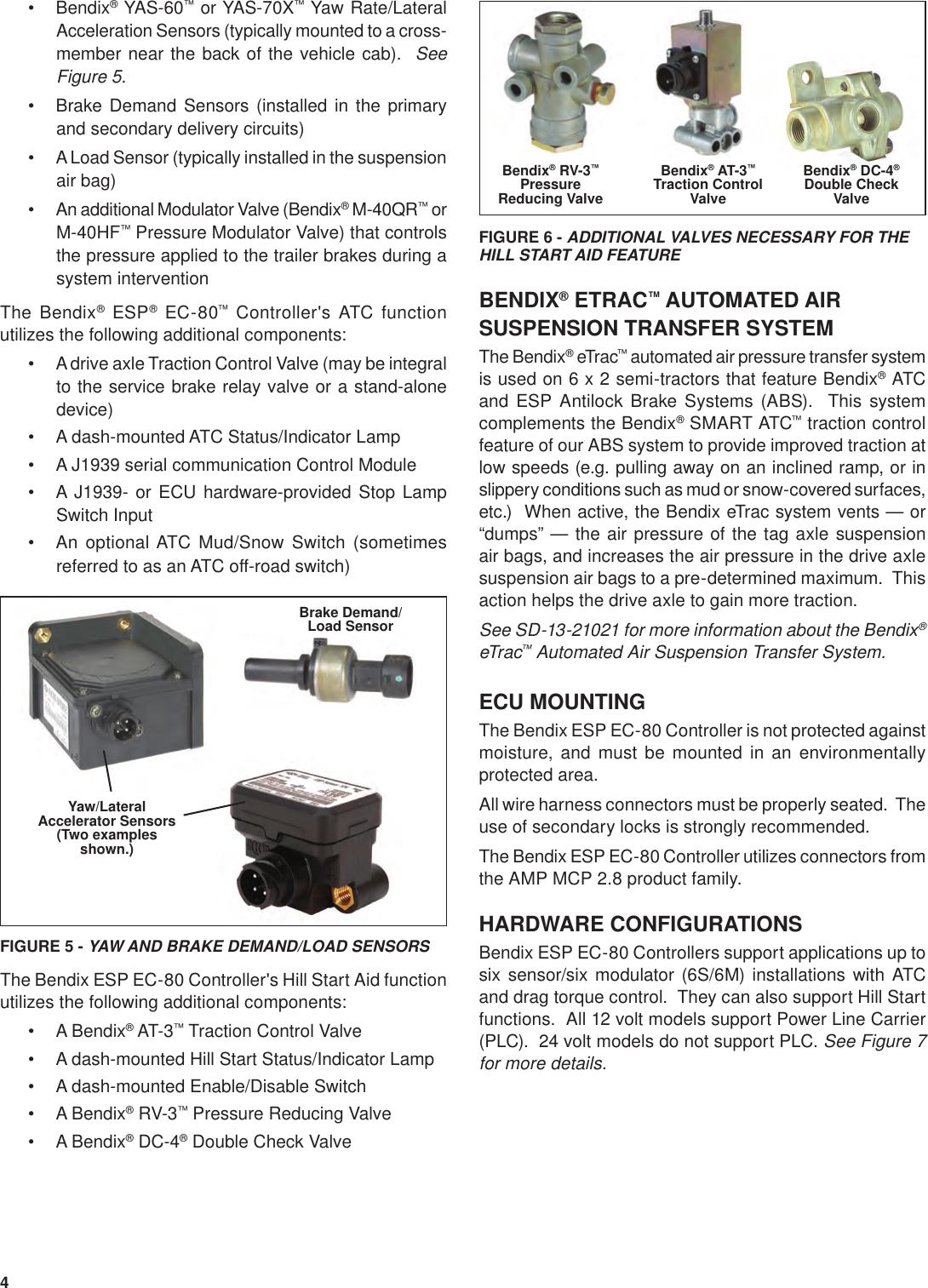 Bendix Sd 13 4986 Users Manual