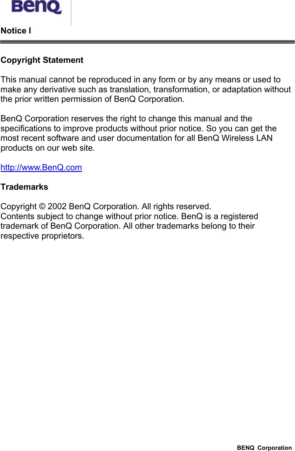 Benq Network Card AWL500 64 BIT Driver