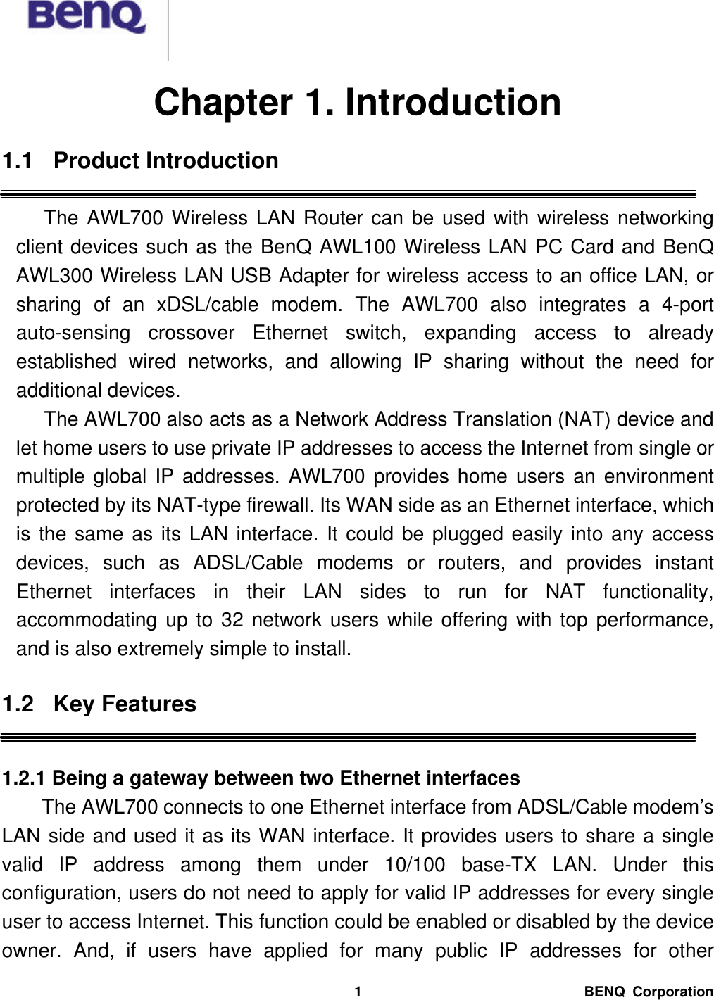 DOWNLOAD DRIVERS: BENQ AWL100 WIRELESS LAN
