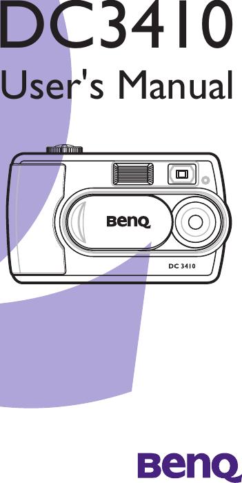 BENQ DC3410 DOWNLOAD DRIVERS