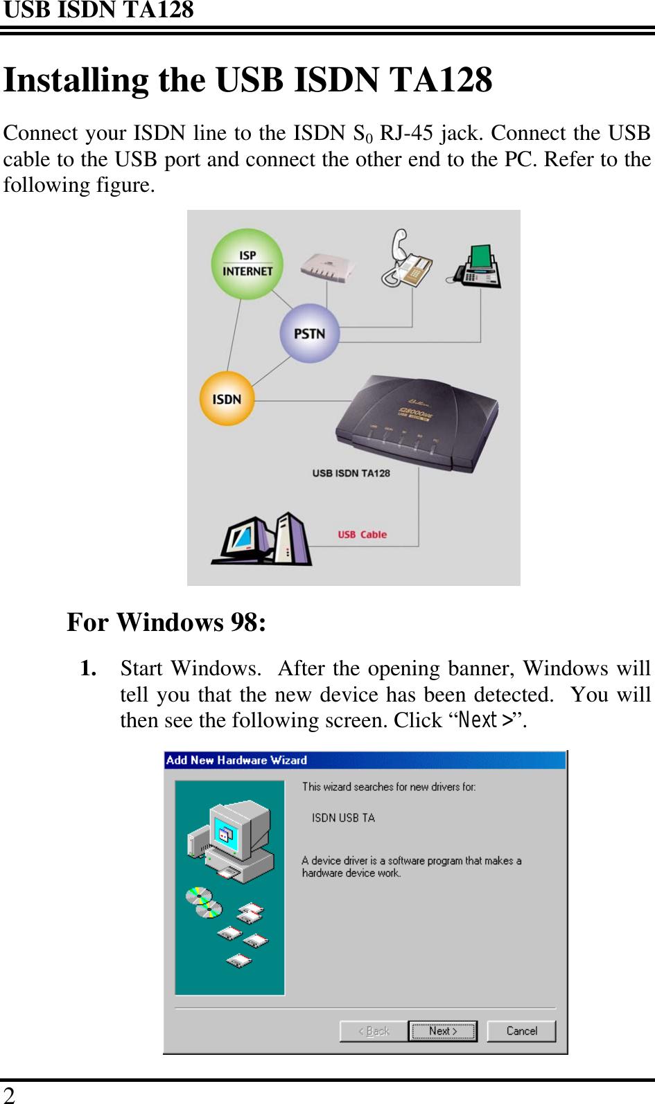 ISDN TA128 DRIVERS FOR WINDOWS 10