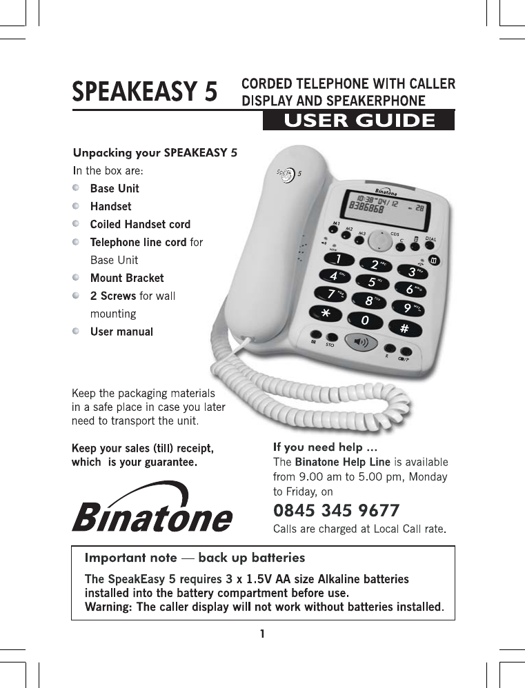Fault On Your Telephone Line How To Test Your Own Manual Guide