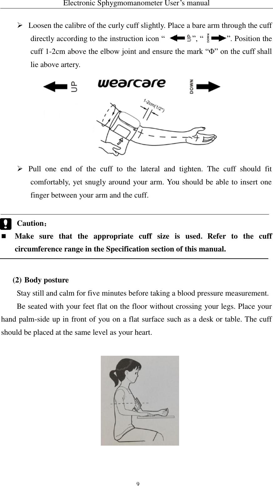 Nursing Skills Guide Sphygmomanometer Manual Guide