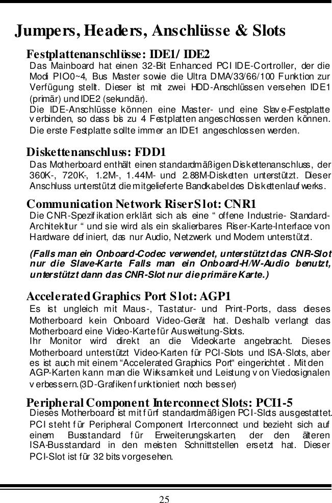 Biostar P4Tdp Pro Owners Manual TDPP128C