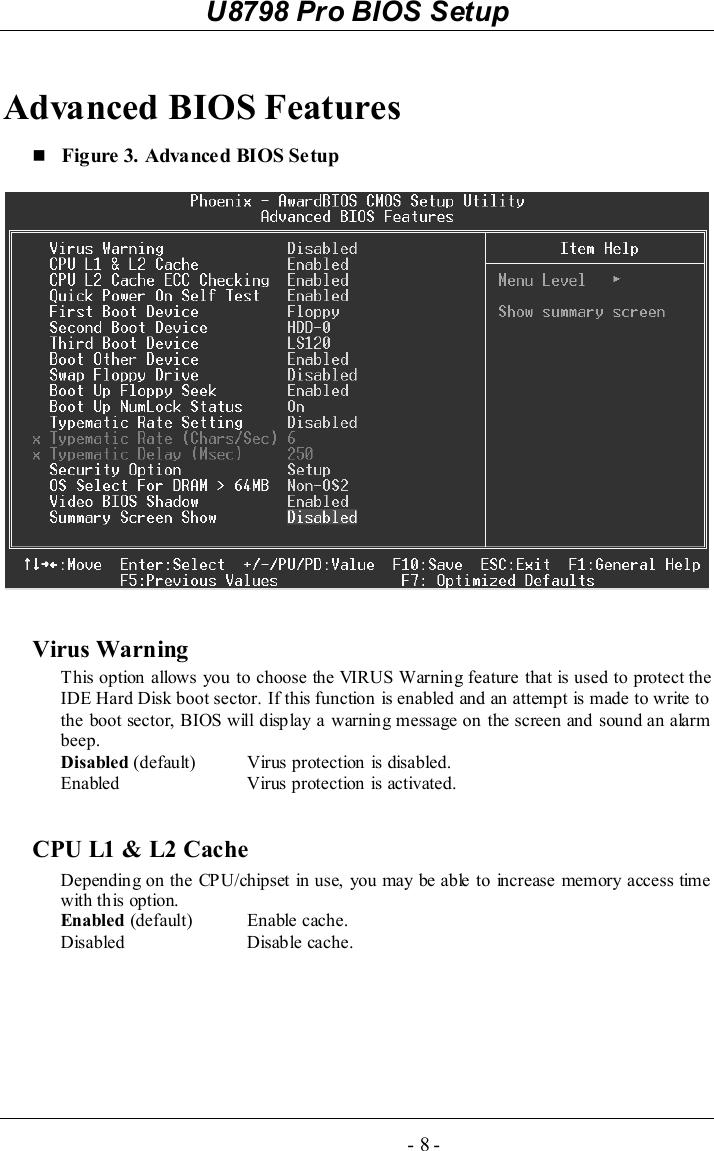 U8798 PRO SOUND DRIVER DOWNLOAD