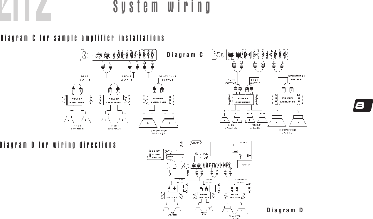 Charming equalizer systems wiring diagram images electrical best equalizer systems wiring diagram jbl marine stereo wiring diagram pooptronica