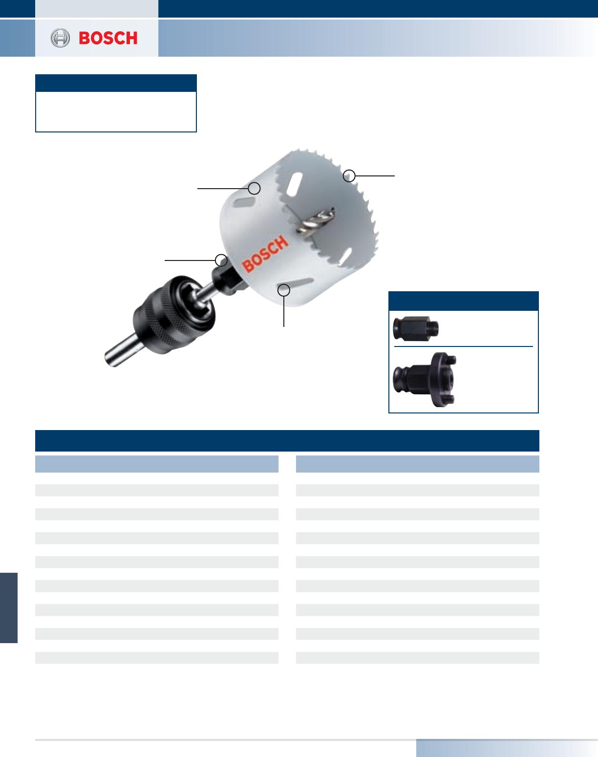 Bosch 37893 2-Inch Length 7//16-Inch Power Bit Magnetic Hex Nutsetter
