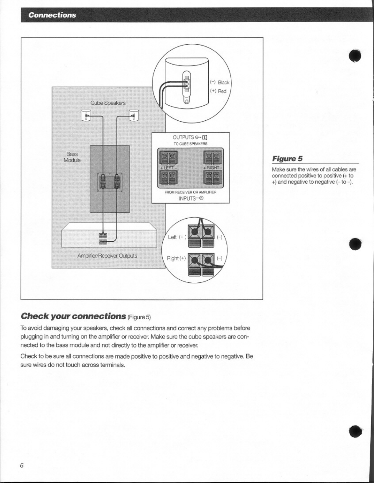 Bose Acoustimass 3 Series Iii Users Manual