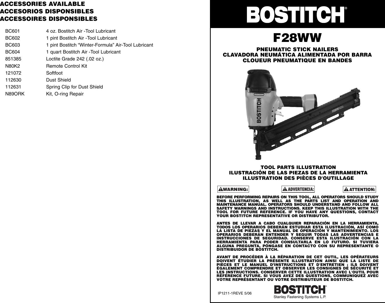 Schön Bostitch Schnurloser Framing Nagler Zeitgenössisch - Rahmen ...