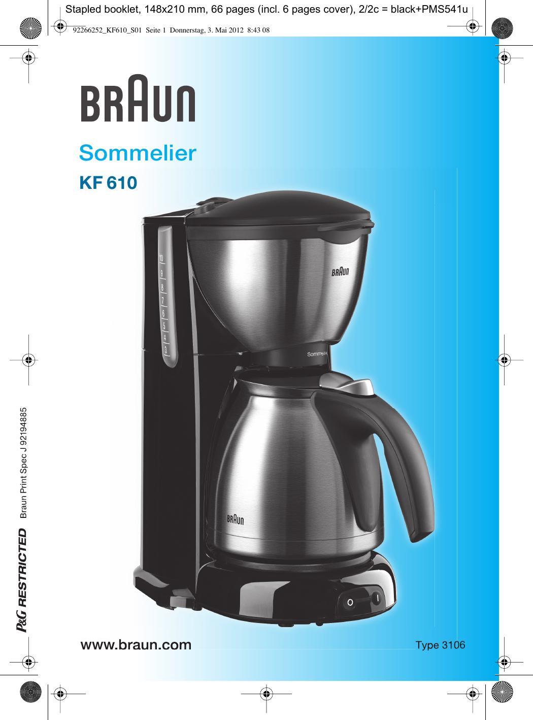 rengöra kaffebryggare med ättika