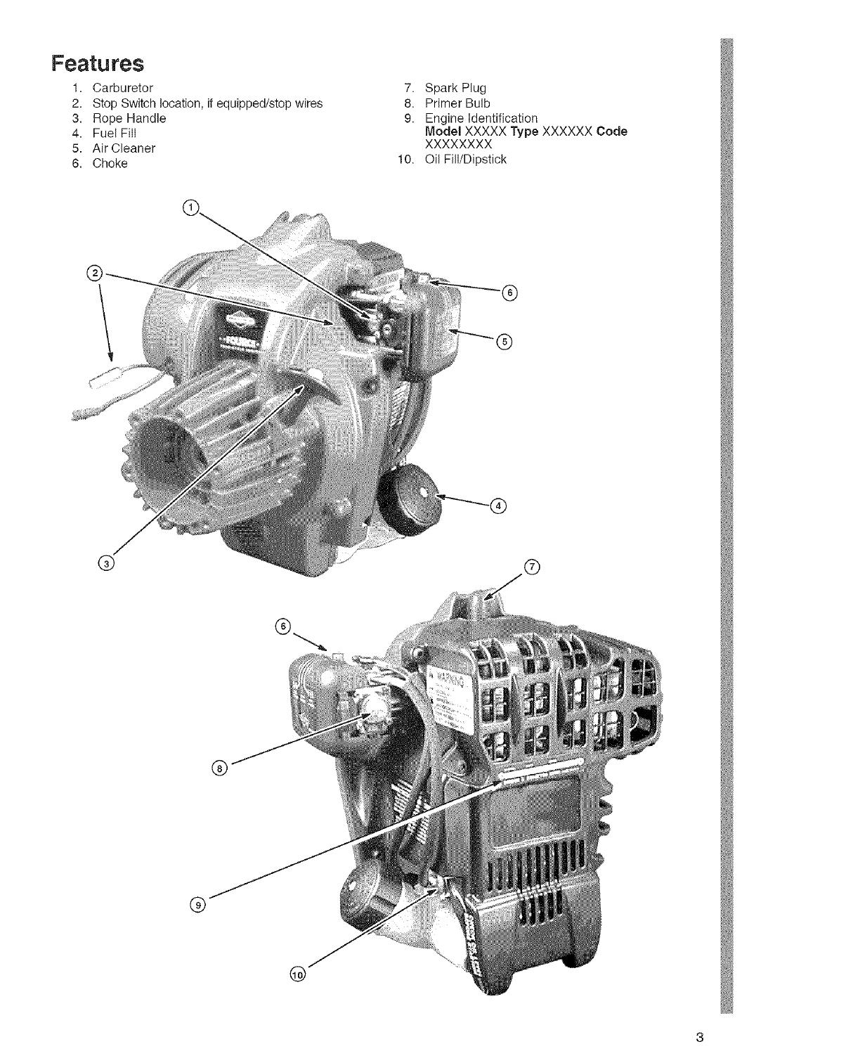 Briggs U0026 Stratton Engine Manual Guide