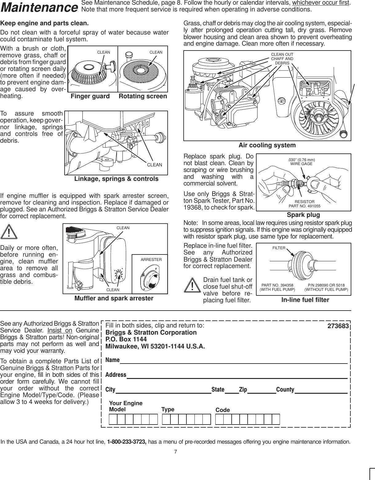 Briggs And Stratton 31e877 Manual Guide