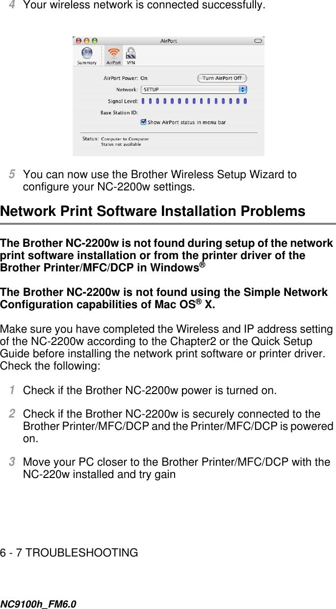 Brother Nc 2200W Users Manual 2200W_NUG
