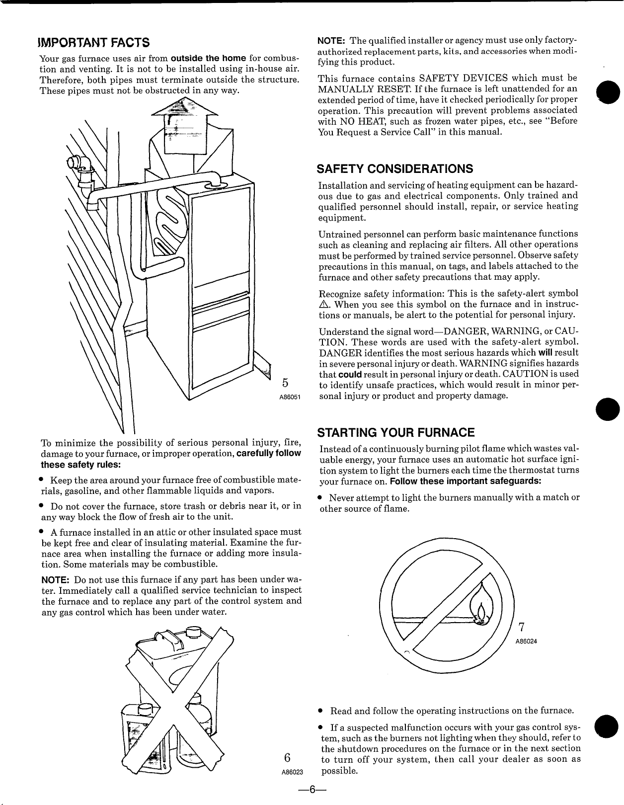 Bryant Condensing S 398Aav Users Manual