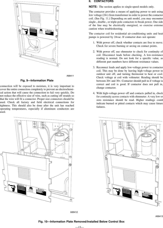 Bryant R 22 Users Manual