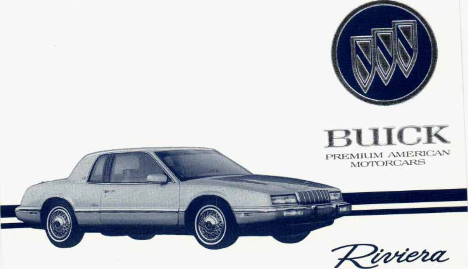 1993 Buick Riviera Problems