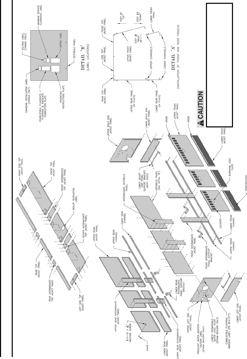 Pvg Burnham Gas Boilers Wiring Diagram For Light Fuel Oil Furnace Diagrams Series 5b Boiler Installation Operating Instructions Rh Usermanual Wiki Basic