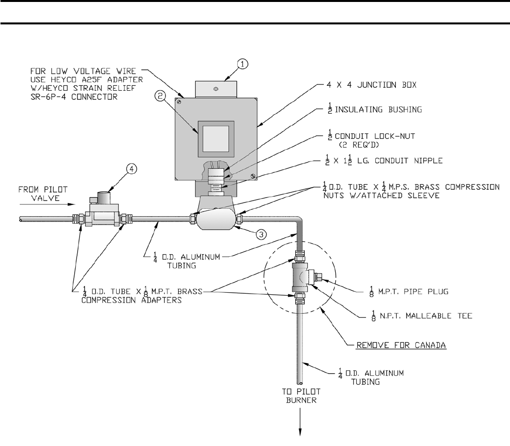 burnham series 5b boiler installation operating instructions
