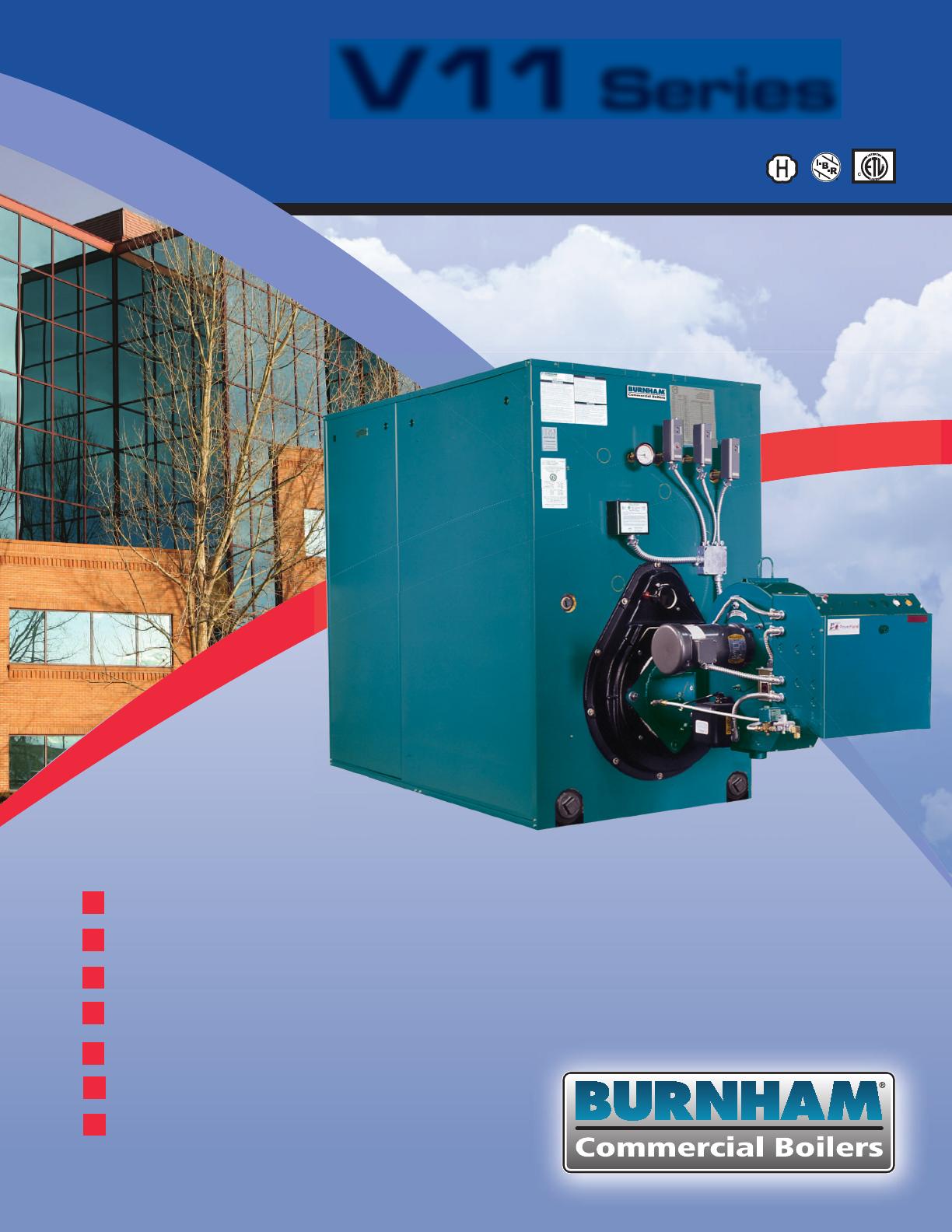 Burnham Series V11 Brochure