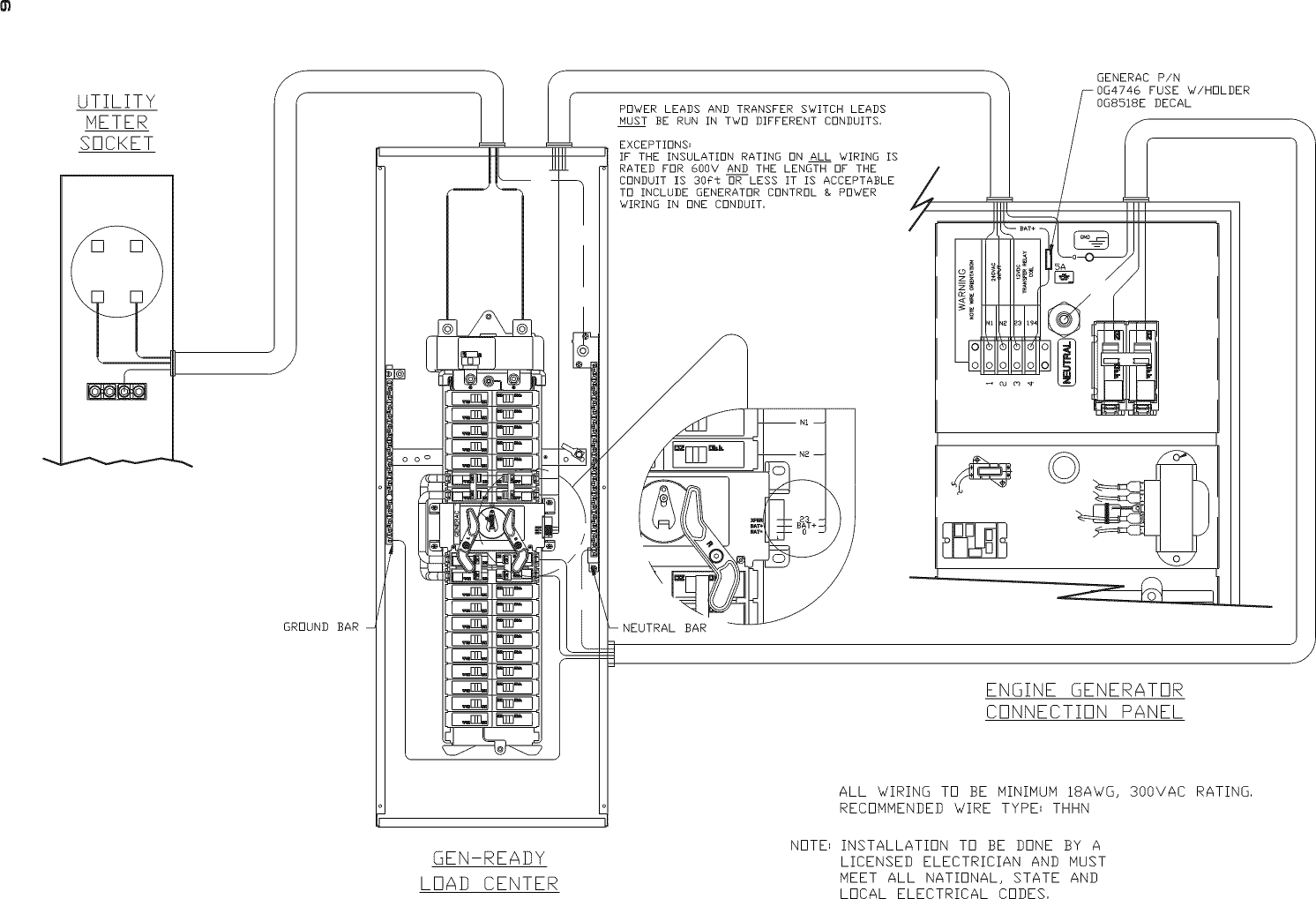 Carrier Controls And Hvac Accessories Manual L0810478 Drawing Notes Page 6 Of 8